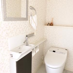 トイレが新品みたいに♪知ってると便利なパーツ交換♡