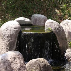 根川緑道と柴崎分水