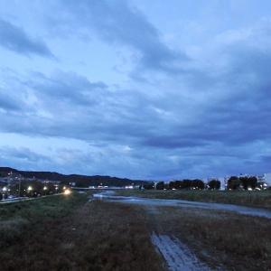 10月24日の朝空~♪