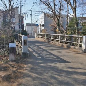 玉川上水に親しむ会・4月分の下見①鷹の台駅~桜橋まで