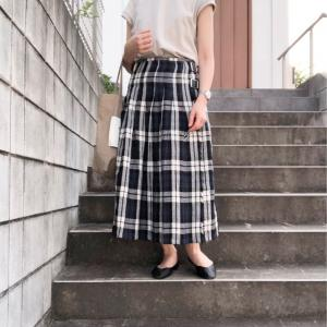 何年も好きが変わらないスカート&RSS⑪まとめ買いで半額