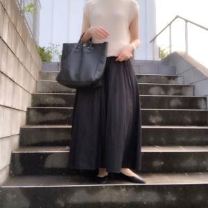 涼し気に風になびくスカート&Rマラソン⑨