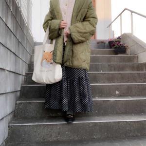 セールで買ったアローズのスカート