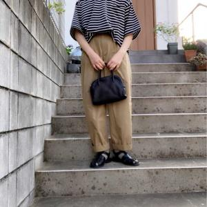 MUJI LaboのTシャツでガラスの十代