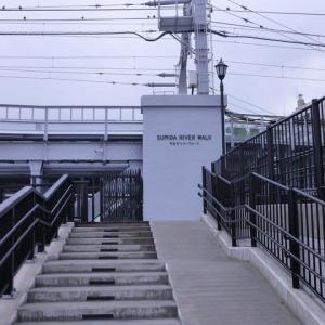 すみだリバーウォークからTOKYO mizumachiへ 200709