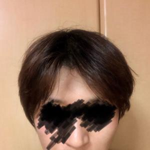 4年ぶり髪の毛状態アップ✨