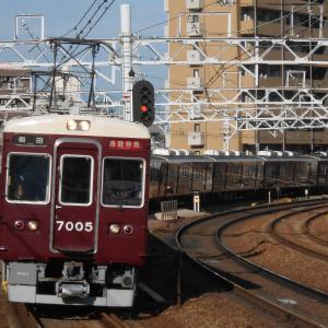 阪急7000系 神戸線系統