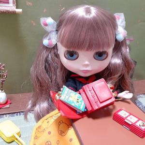 百合亜ちゃんの宿題の行方。