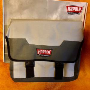 またまたネットでお買い物。ラパラのバッグを購入しました。