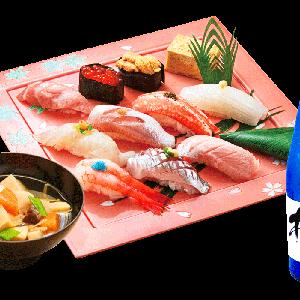 惜しい!「寿司がおいしい都道府県」人気ランキングで新潟県は第4位でした。