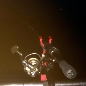 中秋の名月の前日、明るい月を見上げつつ物思いにふけながら釣りをするのでした。