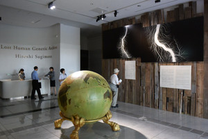 170122 「杉本博司ロスト・ヒューマン」展と「トーマスルフ」展についての考察