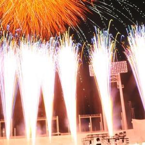 夏休みは神宮球場の花火大会でカップルで花火観戦は?