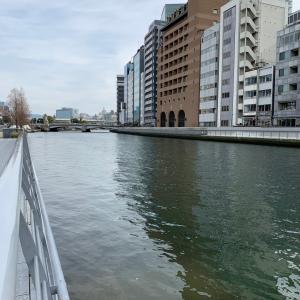 今度は徒歩で大阪城~♪