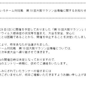大阪マラソン出場権の行方