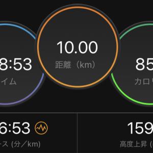 50代の現時点での5000メートルからフルの記録