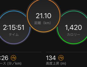6/17(木)のランと今週のケーキ(vol.2)