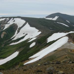 さくら姐さん、利尻岳を極め大雪山を縦走す!          2012年の今日    7月21日に掲載