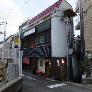 阪神御影駅の周辺風景  居酒屋「なだ番」で5M会       2017年の今日   7月22日に掲載