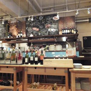 洋風酒場「デリランテ」@六甲道で洋風ツマミで飲んだ。      2013年の今日   9月19日に掲載