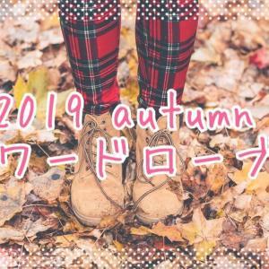 2019年秋ワードローブ。1ヶ月で着回す12着を紹介します