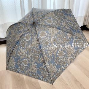 機能もオシャレも叶える!晴雨兼用の折りたたみ傘(マッキントッシュ ロンドン)