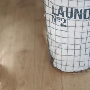 買わずにやってみる〜洗濯カゴの代わりに使い始めたもの。