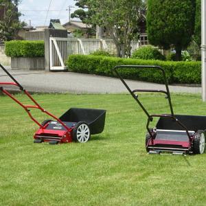 脱炭素時代に適応した芝刈機
