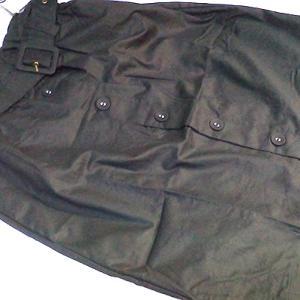 今っぽさと大人感♪ antiquaのボタンデザインスカート