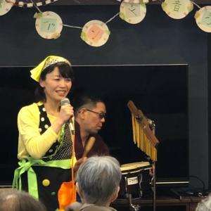 お客様が昭和歌謡コンサートの様子を書いてくださいました。