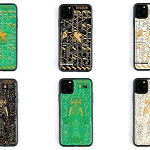 電波でLEDが光る基板製iPhoneケース「エヴァ初号機」「NERV」タイプ(iPhone11/11Pro/11Pro Maxモデル)が登場