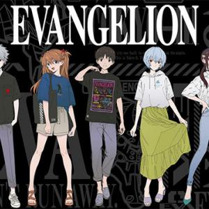 「GU×エヴァンゲリオン」コラボコレクション6月19日より販売開始
