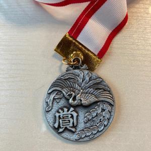 メダルと10年
