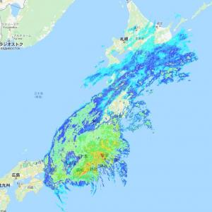 台風19号 我が家の状況