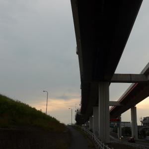 0613  荒川イブニングライド