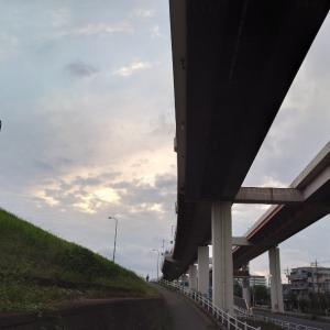 2021/09/26 荒川イブニングライド