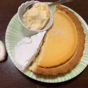 やっぱりチーズケーキ