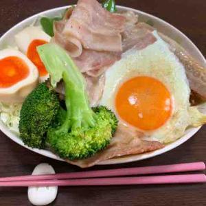 W目玉丼&愛しの海老