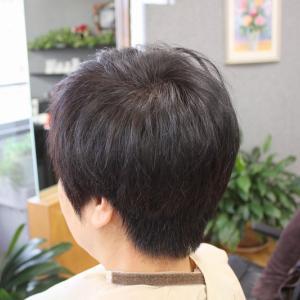 多毛 硬毛で 広がってお困り 軽くて 手入れしやすいショートスタイル
