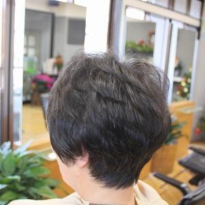 くせ毛 軟毛 毛流くせ 乾かすだけで収まるスタイルに