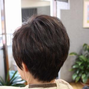 くせ毛 お手入れ 簡単ショートスタイル くせが ゆるなったように