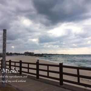 【1日目①】ハンダム海岸