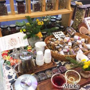 韓方茶「メンドゥラミコッチャ」