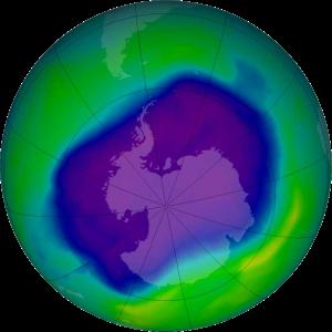 【地球環境】「NASA」オゾンホールの拡大が止まっていることを確認!!!