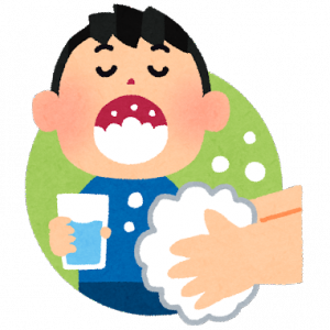 マスク・手洗い・うがいの習慣