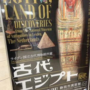 古代エジプト展、に行ってきました。