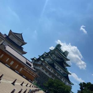 名古屋城に行ってきました。