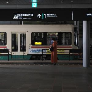 富山地鉄開通区間