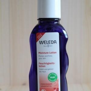 ヴェレダの日本限定処方化粧水 ざくろモイスチャーローション
