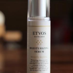 ヒト型セラミドをバランスよく配合した保湿美容液 ETVOS モイスチャライジングセラム